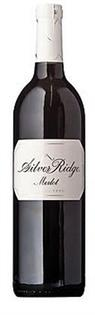 Silver Ridge Merlot 750ml - Case of 12